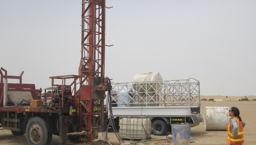 Al Ain Municipality Geotechnical Projects