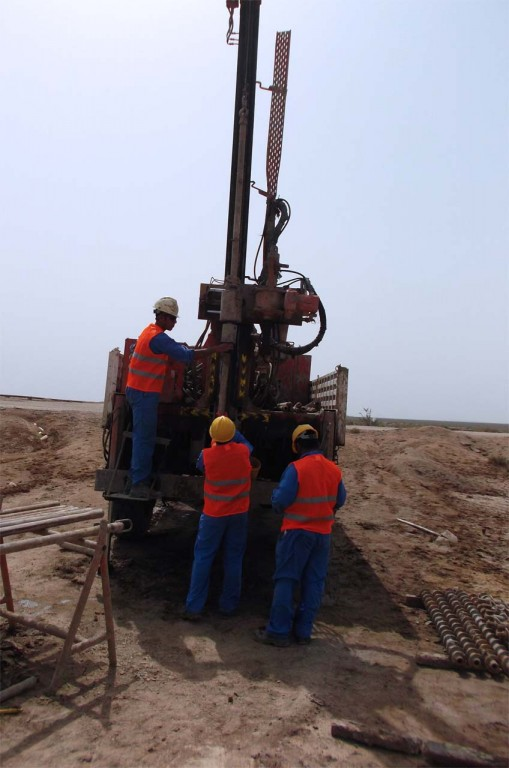 Canadian Geo Parkland onshore geotechnical engineering service