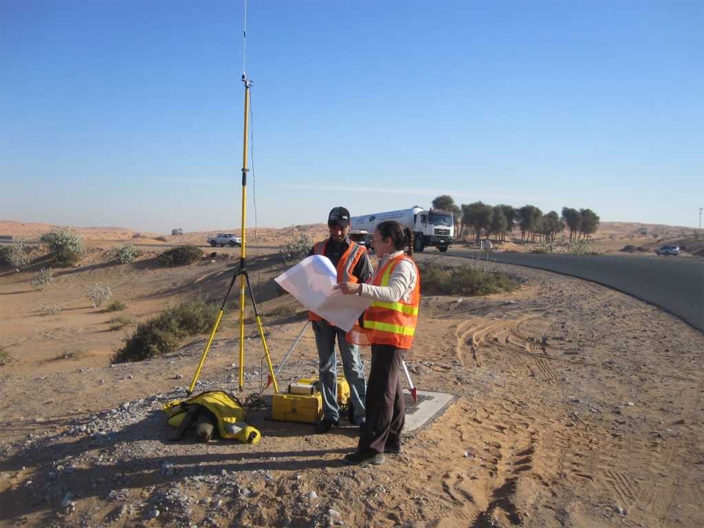 topographic survey professionals in Ras Al Khaimah